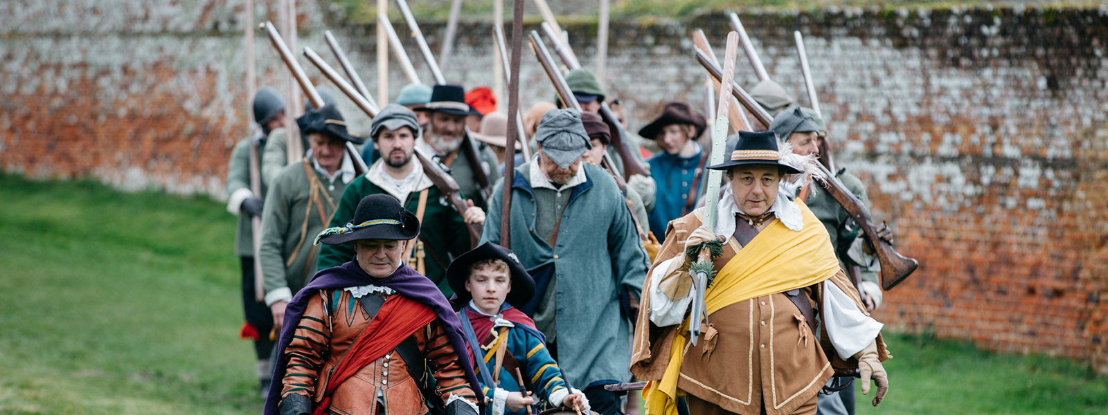 SEALED KNOT Civil War Re-enactment Weekend | Hampshire Cultural Trust