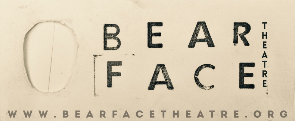 bear face logo