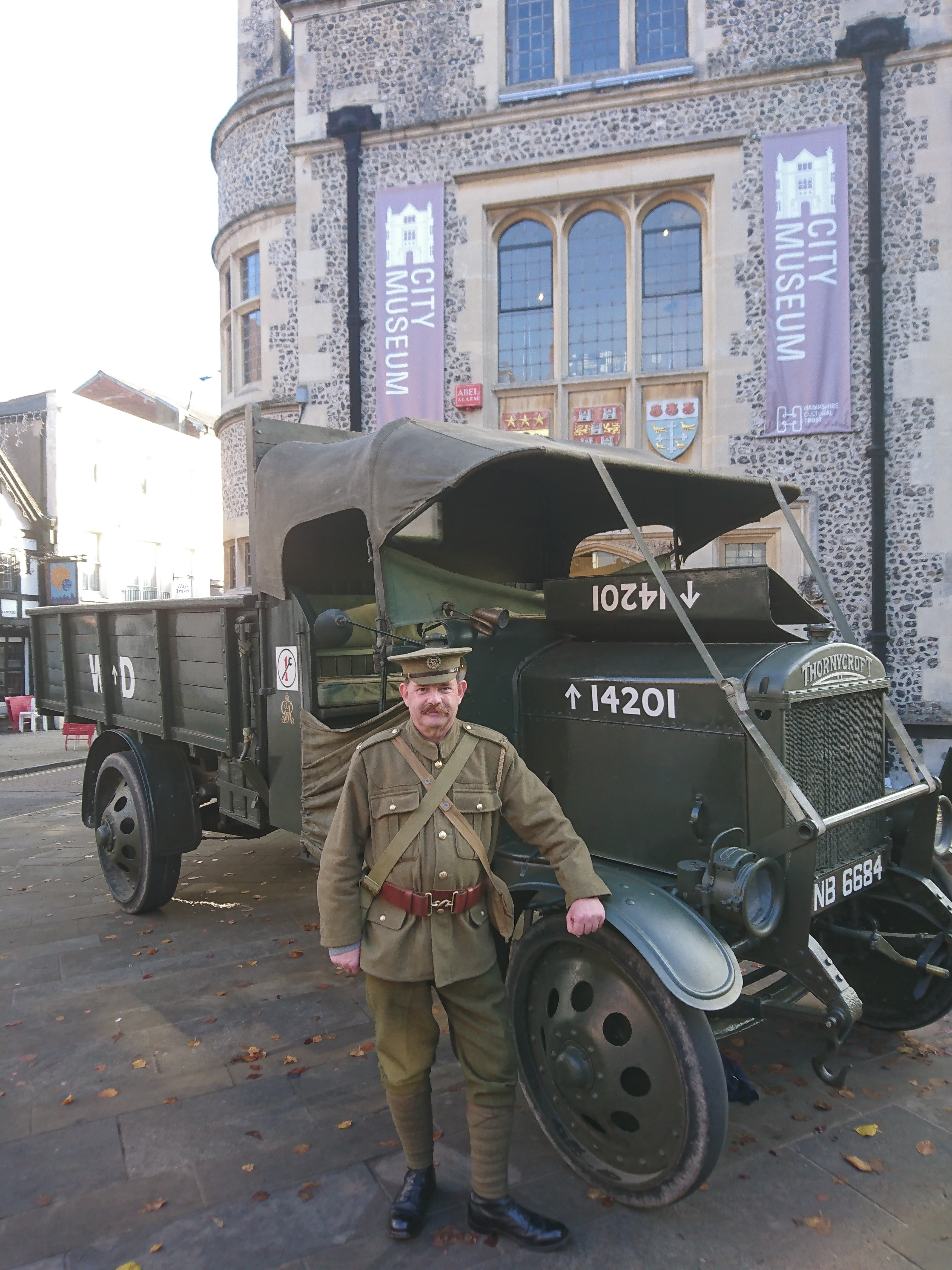 The First World War at City Museum