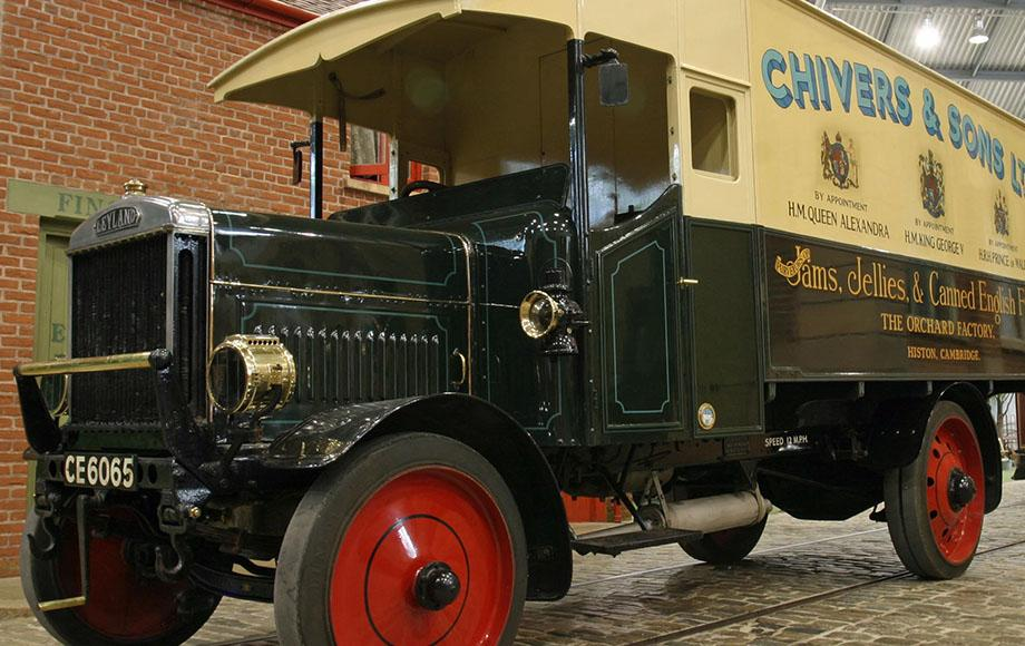 Lorry, Leyland, military subsidy specification