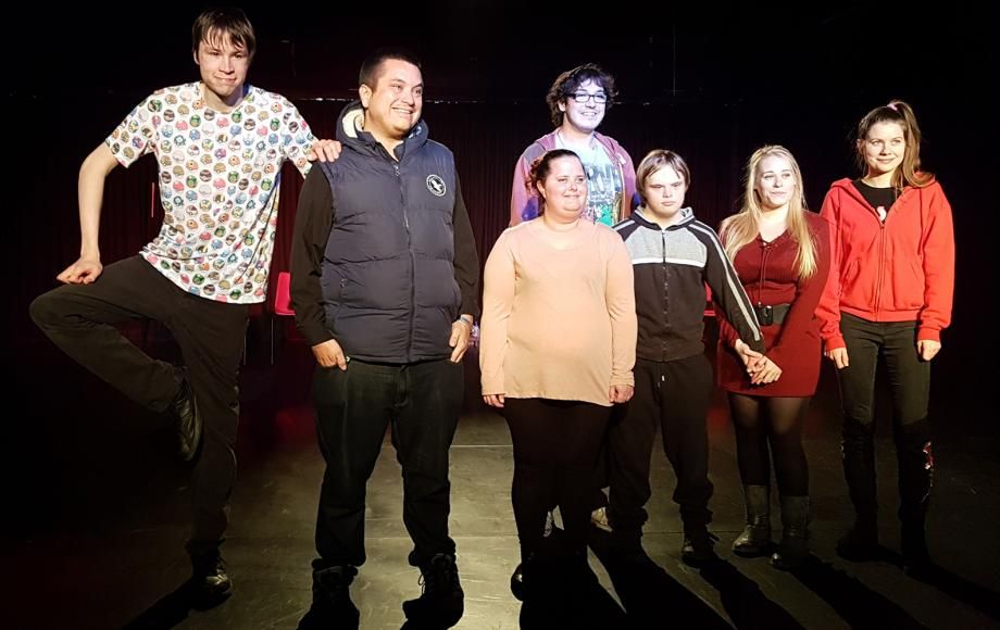 Drama Group at Forest Arts