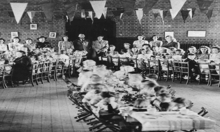 VE Day Party in Rushmoor