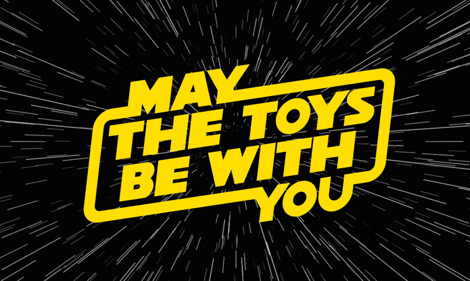 May The Toys Be With You