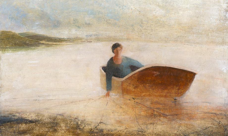 Open Net by David Brayne