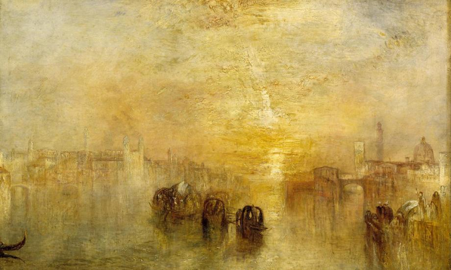Turner and the Sun