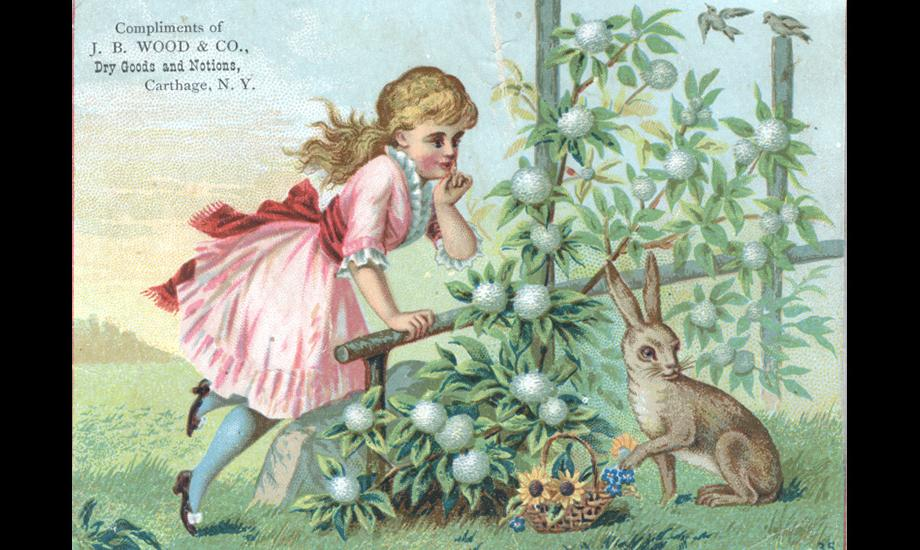 Making the Past: Victorian Easter Cards