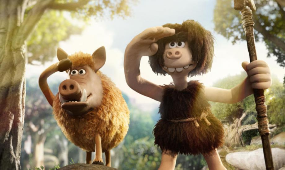 Film: Early Man (PG)