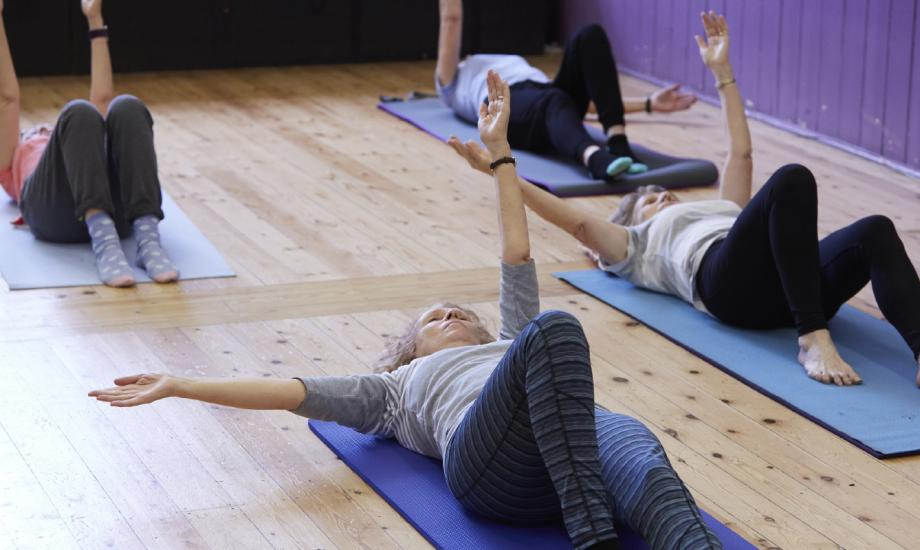 Summer 19 Pilates for all 11:15 Thursdays