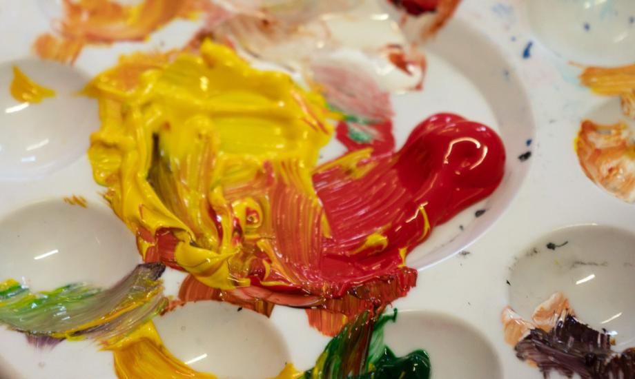 Online: Art For Adults With Learning Disabilities (Autumn 2020)
