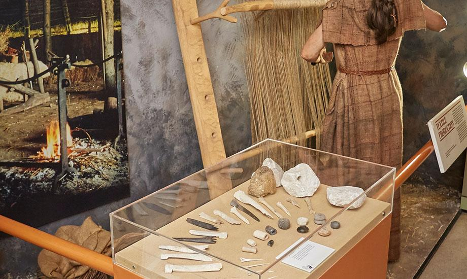 Andover Museum of Iron Age