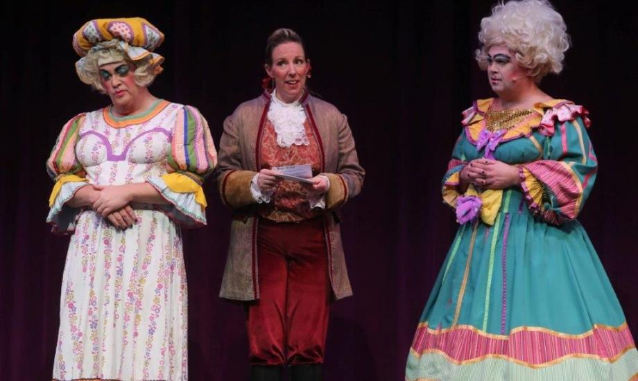 Cinderella Pantomime, Winton Players
