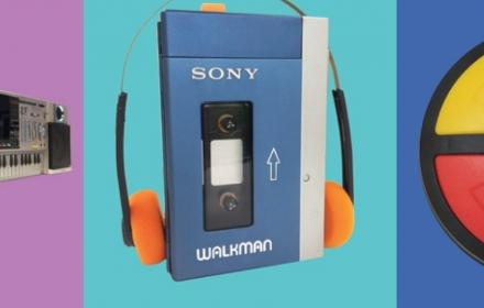 Walkman, Simon game