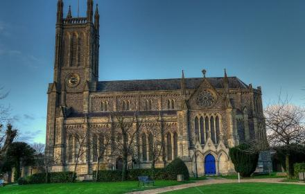 Image of St Marys Church Andover