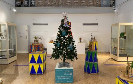 Christmas Tree, Gosport Gallery