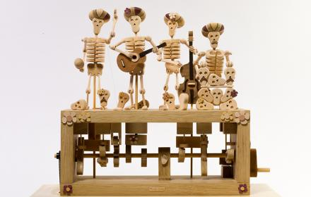 Skellies by Wanda Sowry