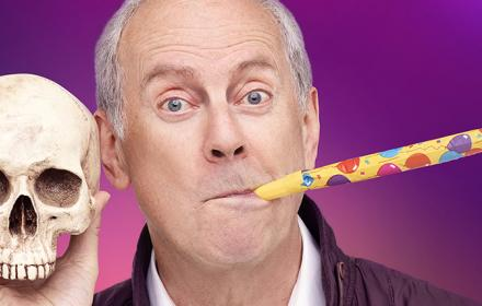 Gyles Brandreth: Break a Leg!