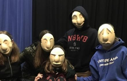 Autumn 18 - Ashcroft Youth Theatre Company (8-13 years)
