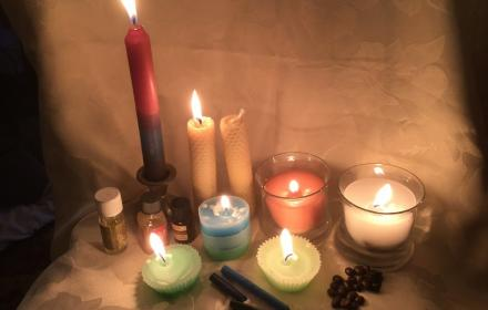 Autumn Christmas Gifts - Christmas Candles