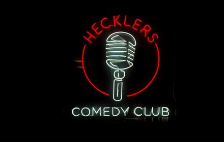 Hecklers Comedy Club Summer 2019