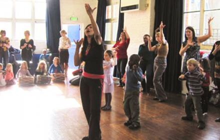 Childrens Festival - Junior Jhoom (ages 6+)