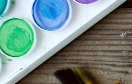Children's 2 Day Watercolour Workshop