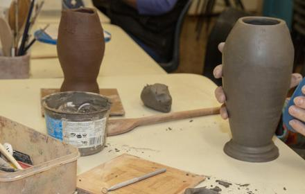 Adult Pottery Summer 19 (Thurs AM)