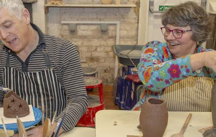 Adult Pottery Summer 19 (Thurs PM)
