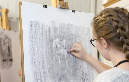 Life Drawing Summer 19 (18+)