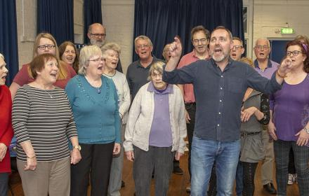 Westy Community Choir Summer 19