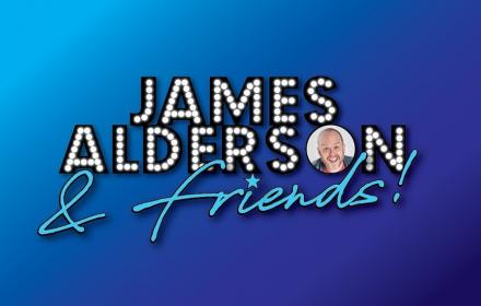 James Alderson & Friends Comedy Night