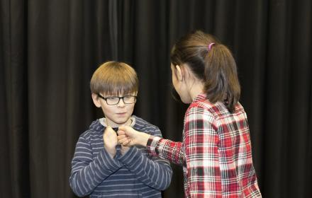 Westy Youth Theatre (8 - 12 years) Autumn 19