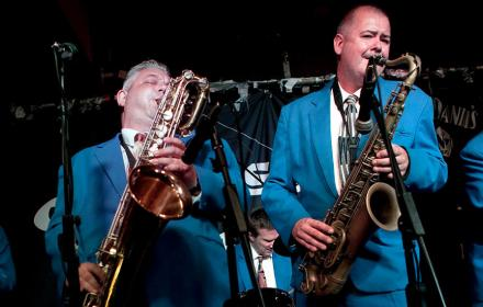 Ashcroft's 30th Birthday with King Pleasure and the Biscuit Boys