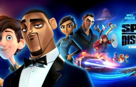 Kids Summer Cinema: Spies in Disguise (PG)