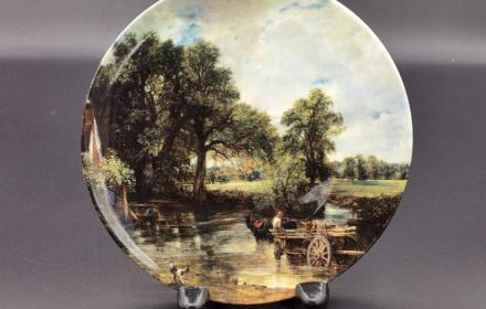 Online: Art Appreciation - John Constable, Pioneer and Proto-Impressionist
