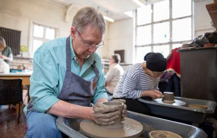 Pottery: Tuesday Evening