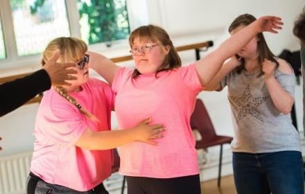 Online: Dance for Adults with Learning Disabilities