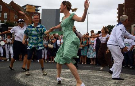 Lindy Hop short workshop